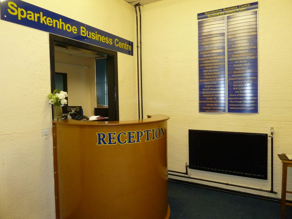 business premises to rent